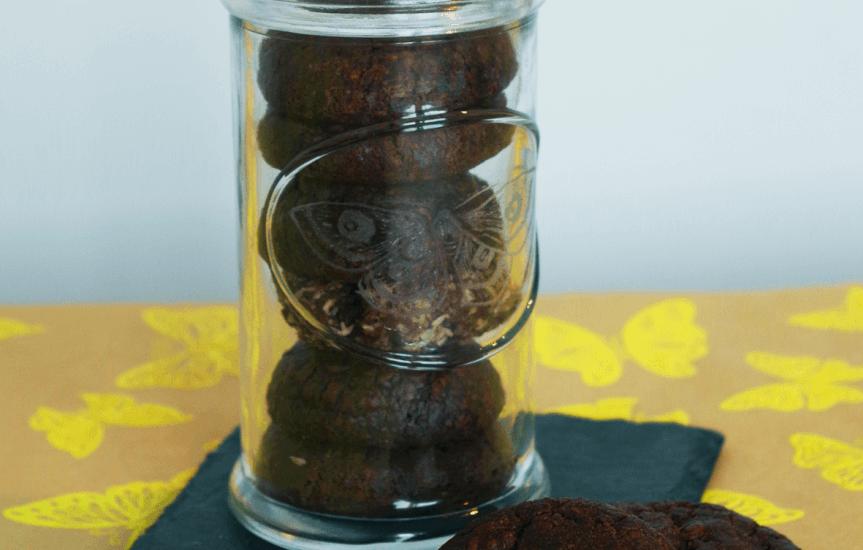 Schokoladen-Cookie