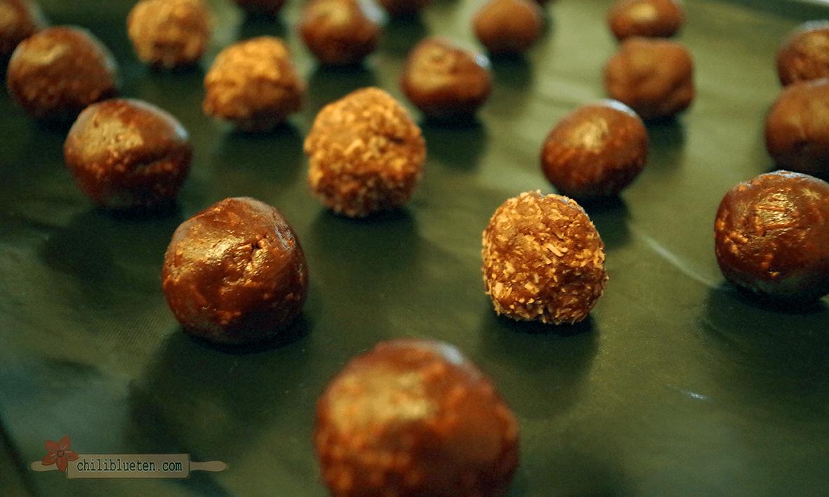 Cookies Kugeln
