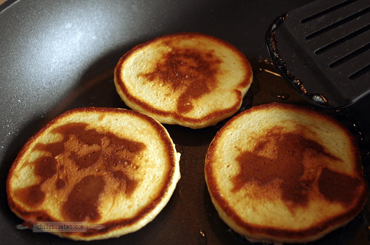 Pancakes - fertig