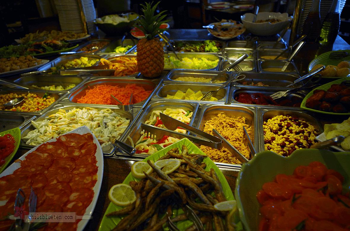 Salatbuffet Pantanal Rodizio