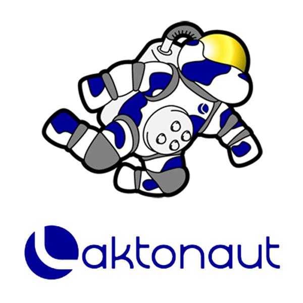 Laktonaut Logo