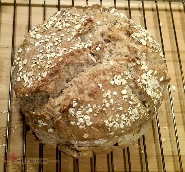 Haferflockenbrot von Law of Baking