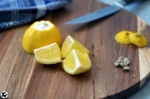 chilibluetendotcom geschnittene Zitronen