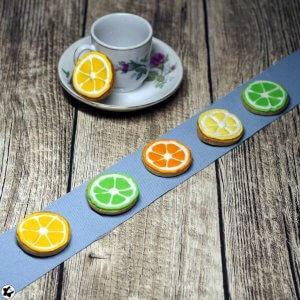 Zitruskekse: Laktosefreie Kekse mit Royal Icing als Zitrone, Limette und Orange   www.chiliblueten.com