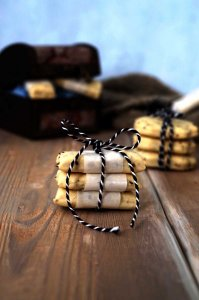 Fenchel-Anis-Kümmel-Biskuit für die Reise als Snack