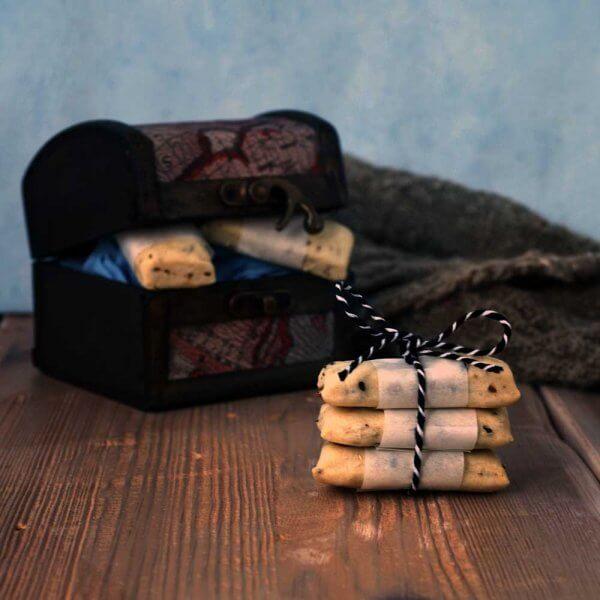 Biskuits mit Fenchel, Anis und Kümmel