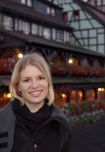 Lisa in Straßburg