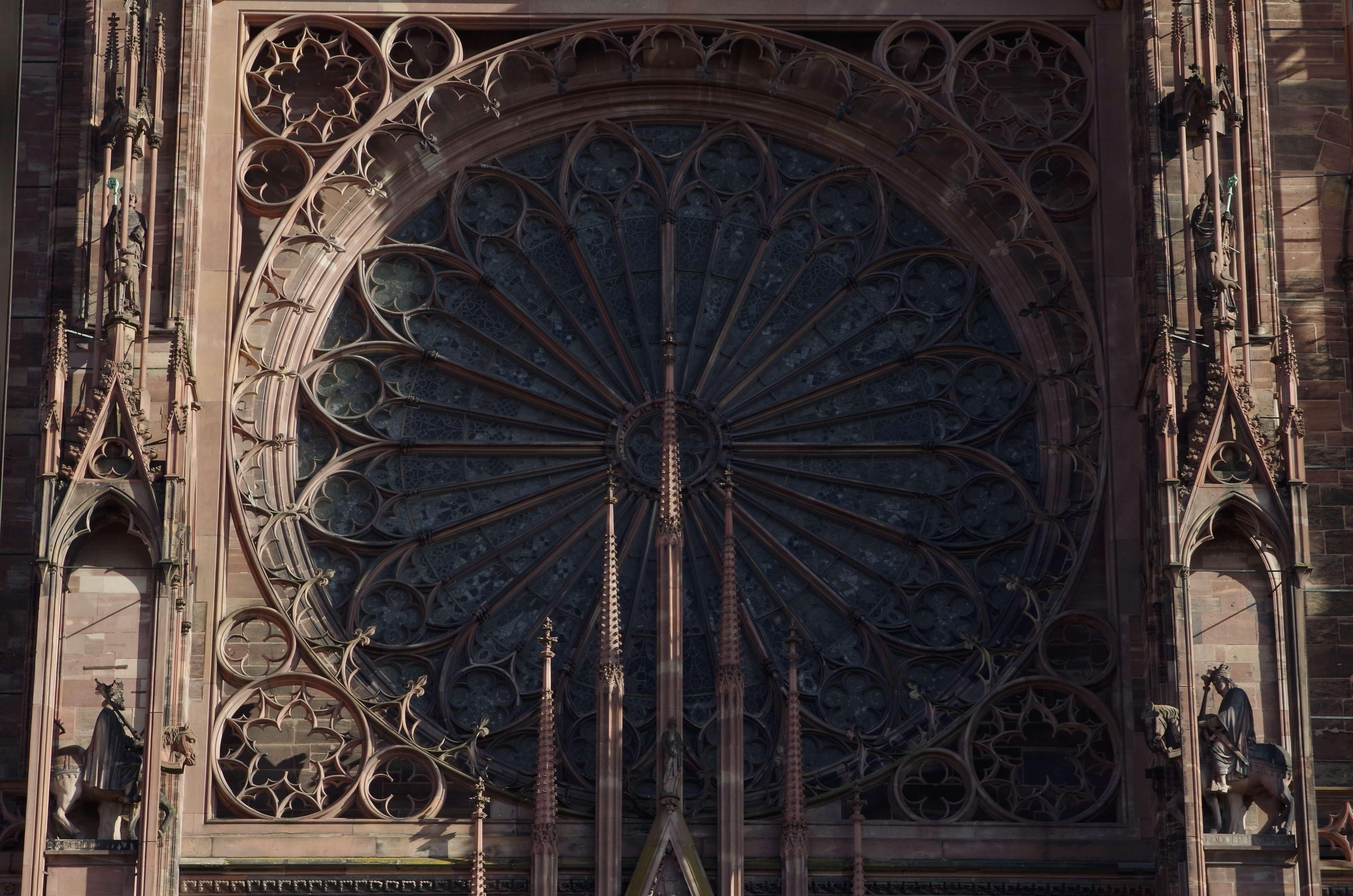 Kathedrale Notre Dame in Straßburg
