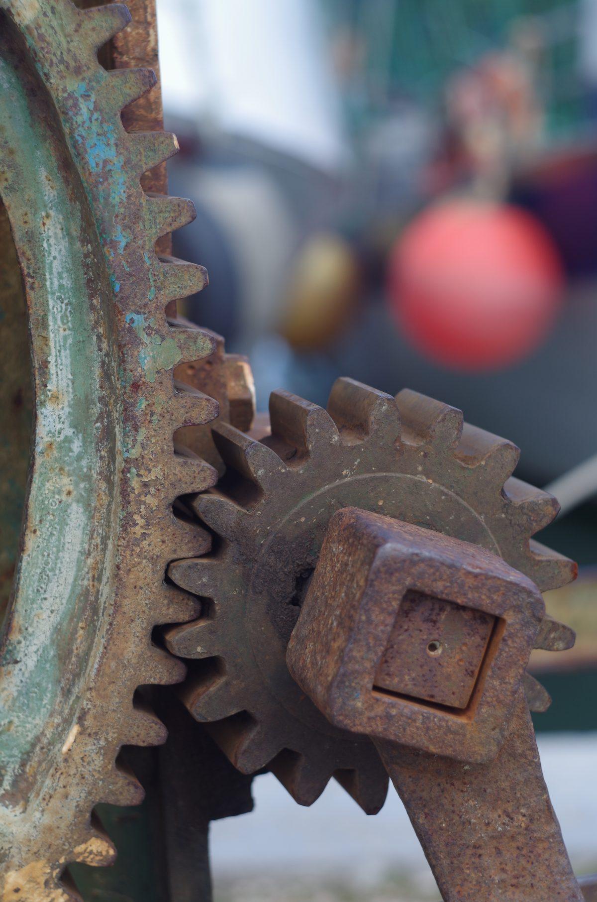Mechanik - Zahnräder | chilibluetendotcom