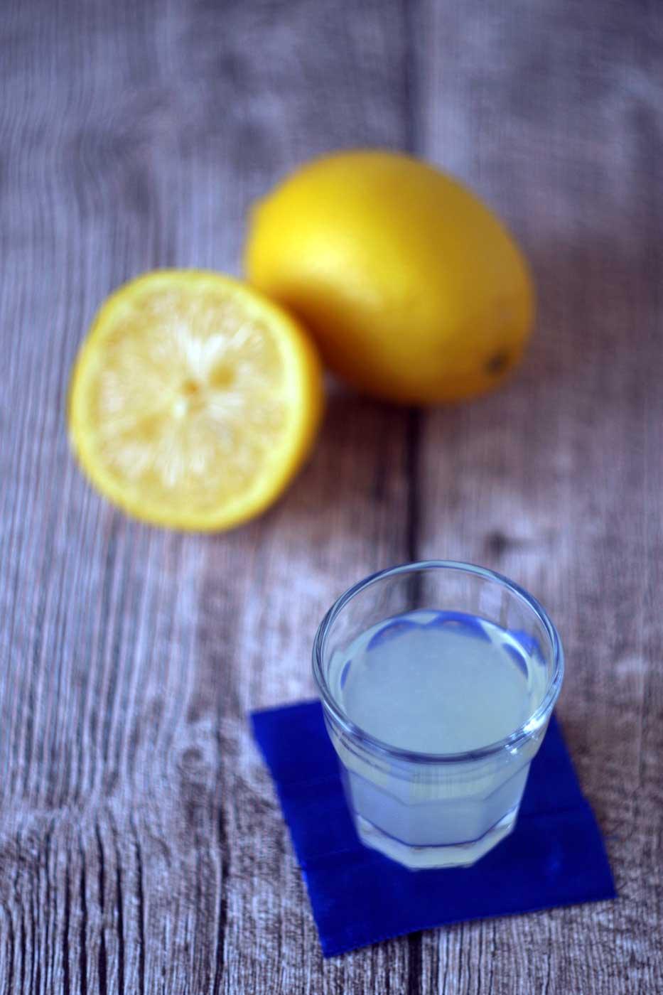 Limoncello #laktosefrei #Zitronen #Rezept   chilibluetendotcom