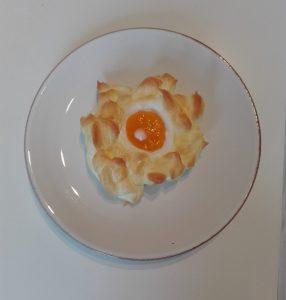 Wolkenei - das besondere Frühstücksei #laktosefrei | chilibluetendotcom