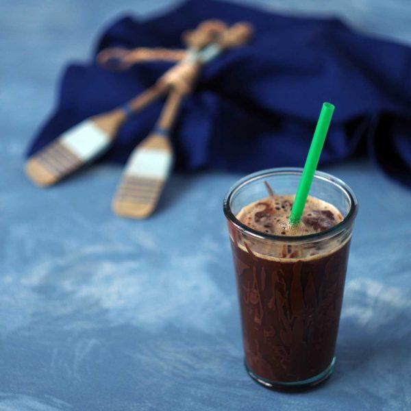Eispresso - zum eiskalten Genuss im Sommer #laktosefrei | chilibluetendotcom