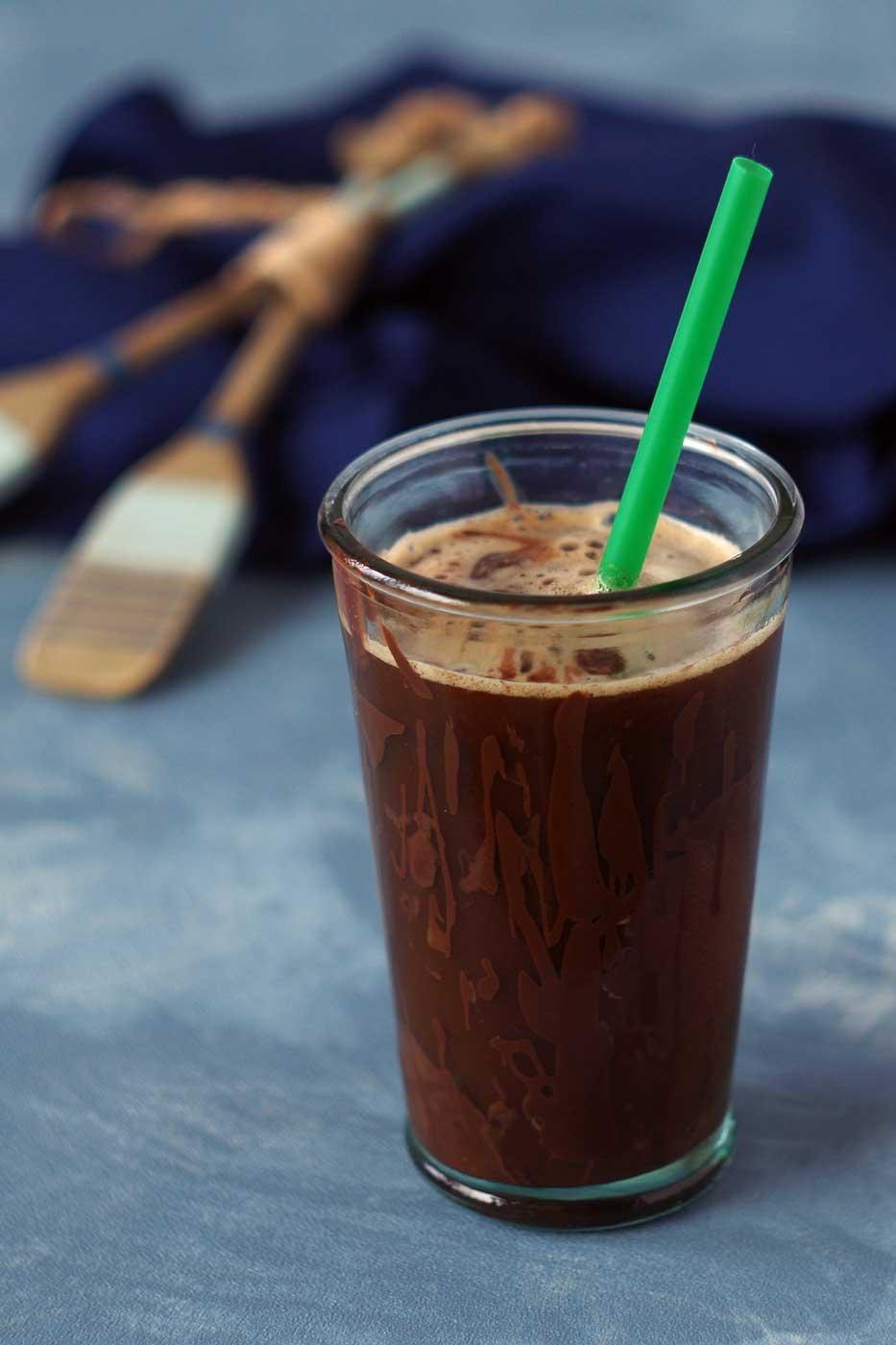 Eispresso - zum eiskalten Genuss im Sommer #laktosefrei   chilibluetendotcom