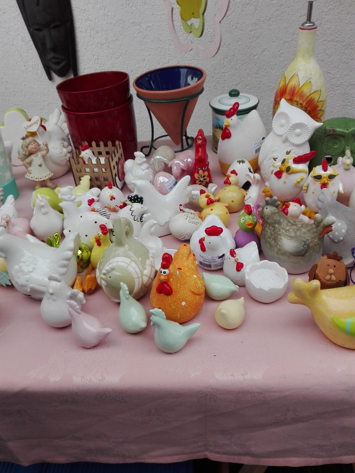 Frühlingsmarkt der KatzenHilfe Karlsruhe | chilibluetendotcom