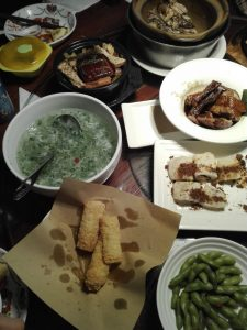 Chinesisches Essen 1