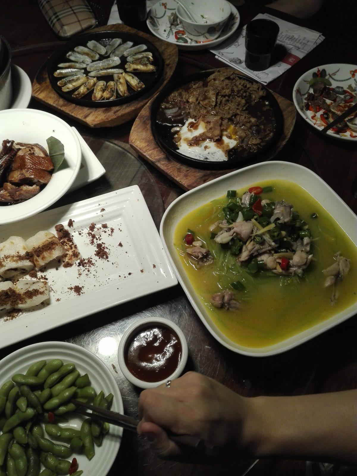 Chinesisches Essen 2
