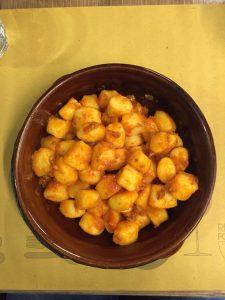 Mein Lieblingsessen: frische Gnocchi mit Tomatensoße #LagodiComo #laktosefre | chilibluetendotcom