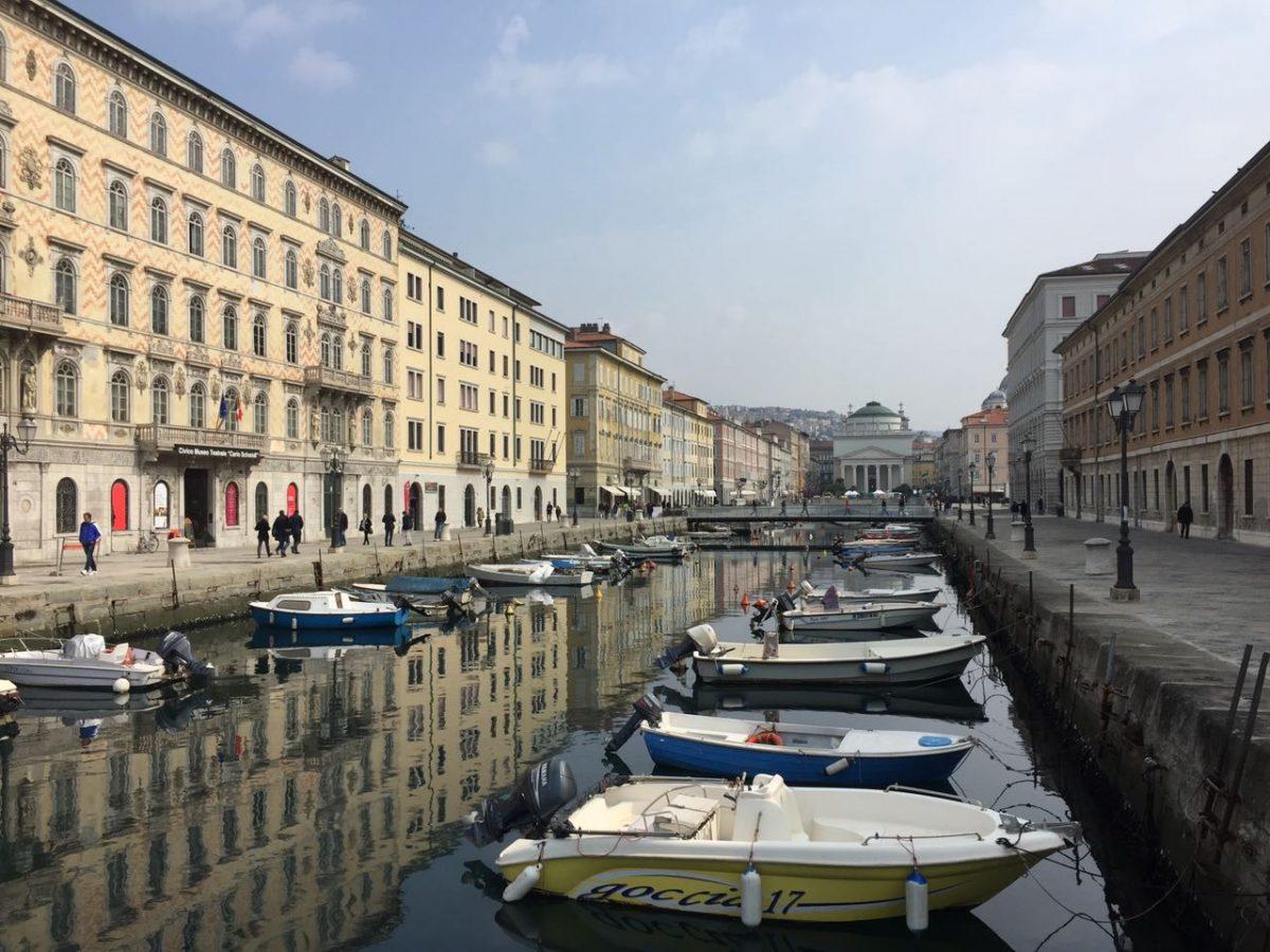 Triest #Italien | chilibluetendotcom