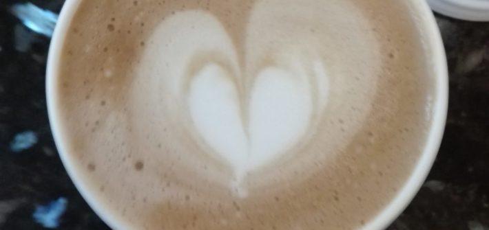 Kaffee #Karlsruhe #laktosefrei | chilibluetendotcom