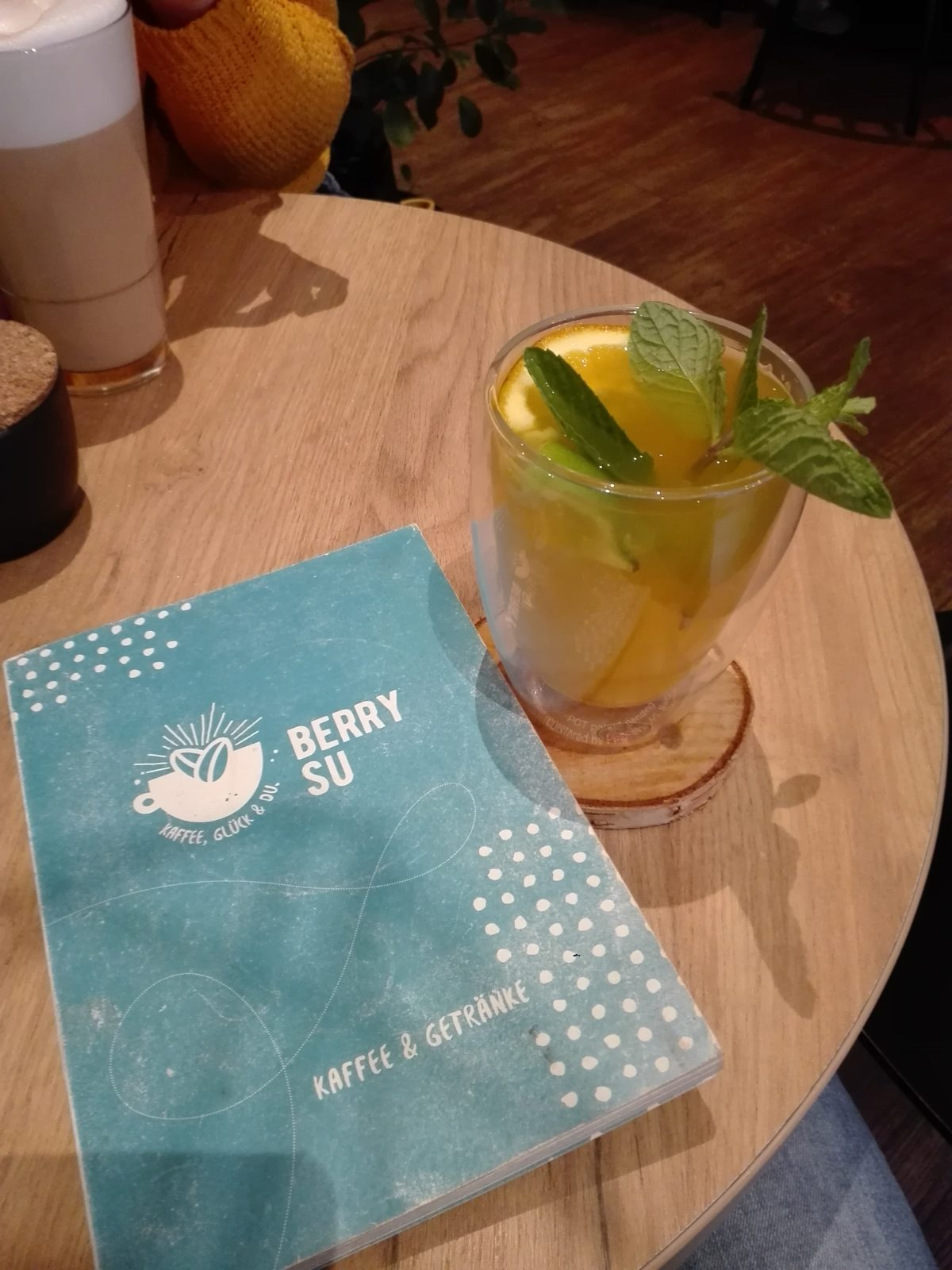 Café Berry Su #Karlsruhe #Cafe  chilibluetendotcom